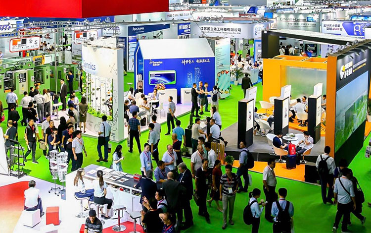 The Leading International Rubber Technology Exhibition